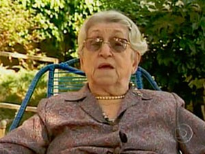 Helena Greco foi vereadora em Belo Horizonte (Foto: Reprodução / TV Globo)