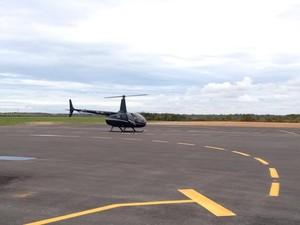 Aeroporto de Búzios é reinaugurado (Foto: Narayanna Borges/Inter TV)