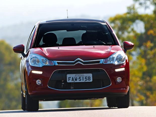 Citroën; C3; lançamento (Foto: Divulgação)