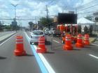 Vias de Manaus são interditadas para 2ª rodada de jogos olímpicos