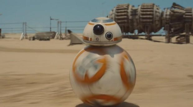 Star Wars, BB8, filme, cinema (Foto: Divulgação)
