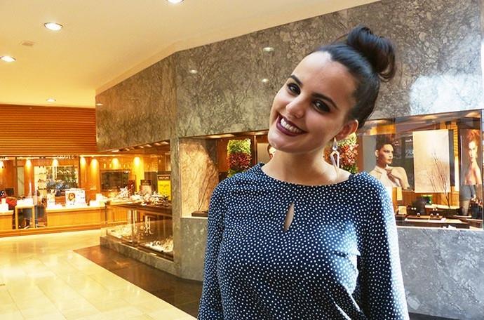 Allice Tirolla The Voice Brasil (Foto: Divulgação/RPC)
