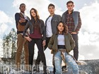 'Power Rangers': elenco aparece na primeira foto oficial do novo filme