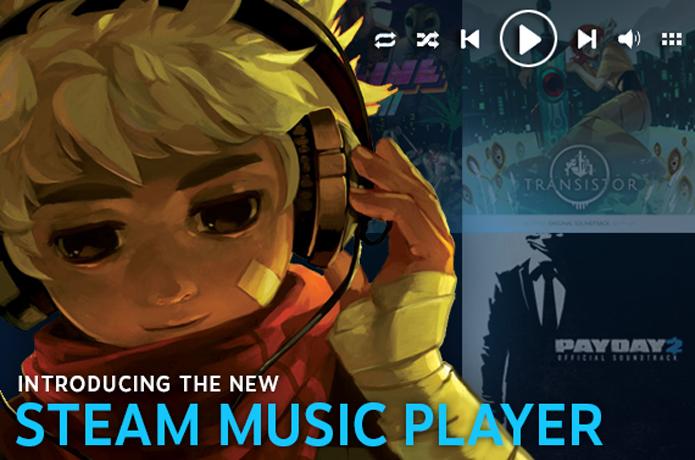 Aprenda a utilizar o recurso Steam Music Player (Foto: Divulgação/Valve) (Foto: Divulgação)