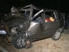 Corpos de vítimas de acidente que matou sete na Paraíba são liberados