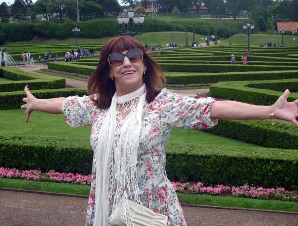 Regina Vogue Jardim Botânico  (Foto: Arquivo pessoal)