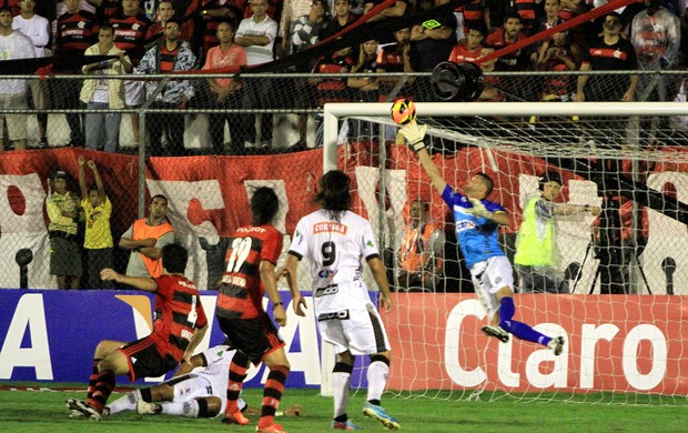 Gilson ASA X Flamengo (Foto: Ailton Cruz/ Gazeta de Alagoas)