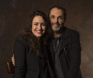 Manuela Dias e José Luiz Villamarim | Estevam Avellar/ TV Globo