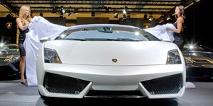 lamborghini gallardo spyder (Foto: Divulga&#231;&#227;o)