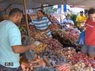 Preços dos alimentos sobem menos e ajudam a conter a alta da inflação