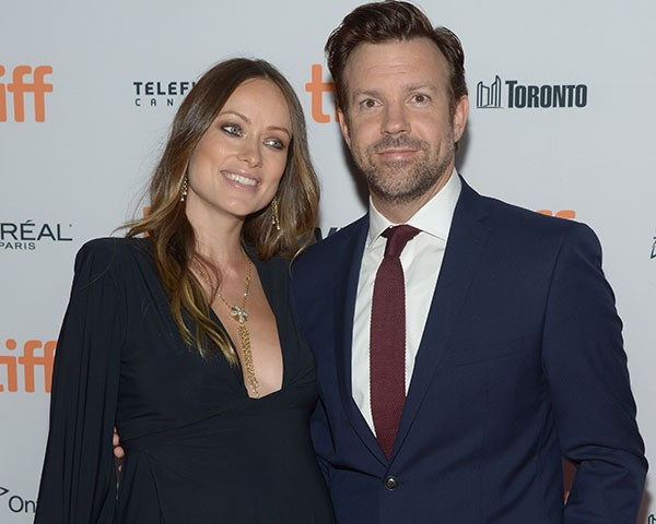 Olivia Wilde e Jason Sudeikis (Foto: Getty Images)
