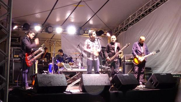A música também movimentou a noite dos enamorados (Foto: Divulgação/RPC)