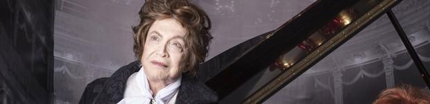"""""""Chopin ou o Tormento do Ideal"""" reúne música e poesia  (""""Chopin ou o Tormento do Ideal"""" reúne música e poesia no Teatro Celina Queiroz (""""Chopin ou o Tormento do Ideal"""" reúne música e poesia no Teatro Celina Queiroz (editar título)))"""