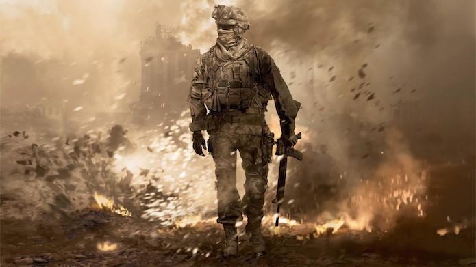 Veja a evolução dos gráficos de Call of Duty, popular franquia de tiro Modern-warfare-2