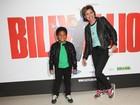 Astrid Fontenelle vai com o filho na estreia de musical em São Paulo