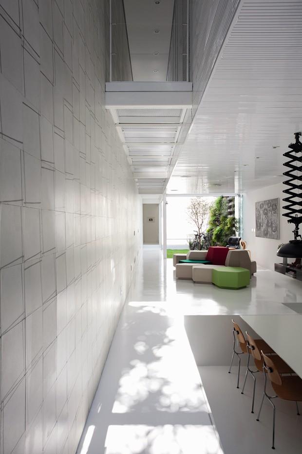 geometrismo_revestimento (Foto: Casa e Jardim)