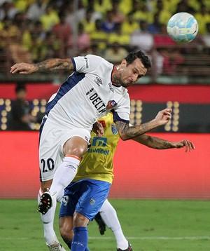 Rafael Coelho Goa FC (Foto: Reprodução / Indian Super League)