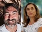 Ana Maria tira férias e Zeca Camargo e Cissa Guimarães assumem o Mais Você