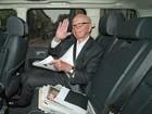 Murdoch vai a Londres fazer controle de danos do julgamento das escutas