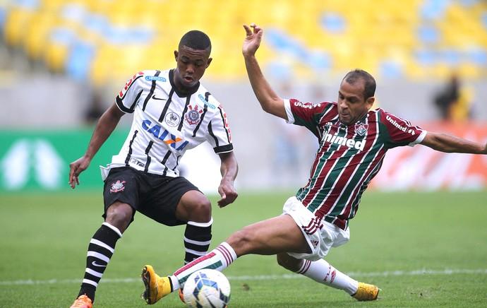 Carlinhos, Fluminense X Corinthians (Foto: Matheus Andrade / Photocamera)