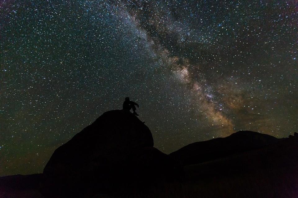 Esta noite há chuva de estrelas