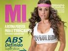 Fernanda D'Avila  afirma que 'televisão engorda um pouquinho'