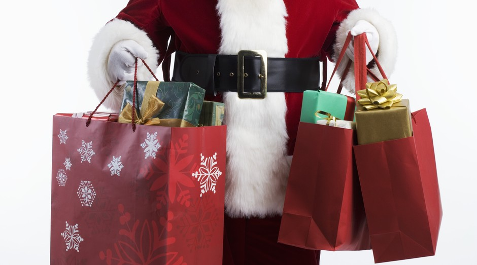 Vendas no Natal (Foto: Thinkstock)