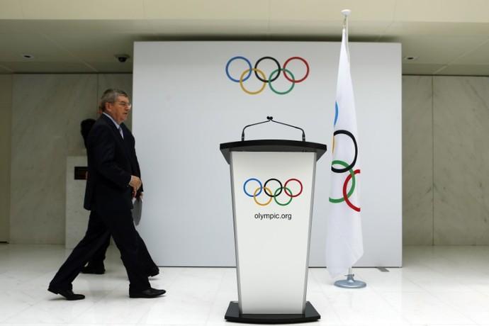 Thomas Bach; COI (Foto: Reuters)