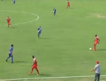 Grêmio Osasco x Taubaté Copa Paulista (Foto: Reprodução TV Esporte +)