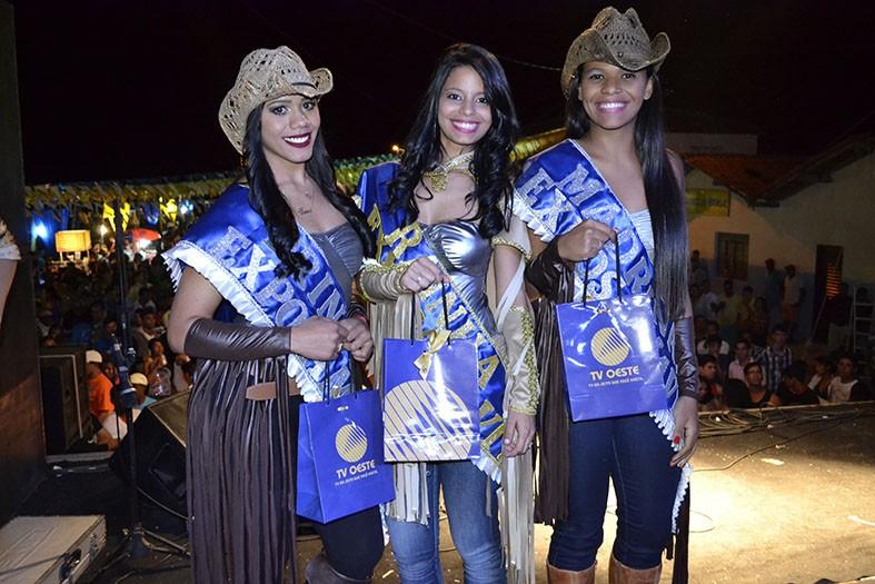 Vencedoras do concurso (Foto: Divulgação)