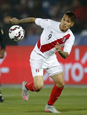 Chile x Peru (Foto: Agência Reuters)
