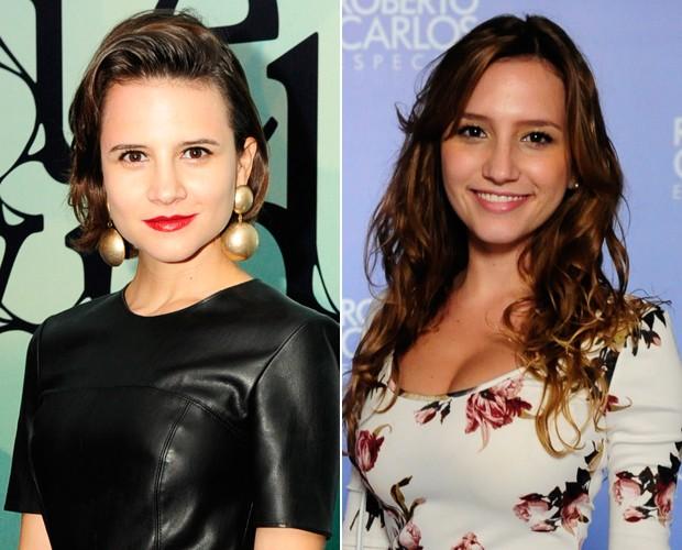 Bianca Comparato e Lorena Comparato vão cozinhar no Estrelas (Foto: Estevam Avellar / TV Globo)