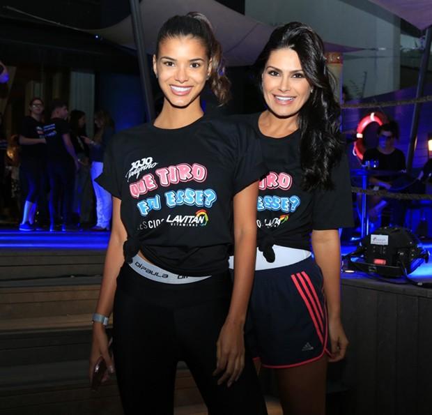 Jakelyne Oliveira e NJakelyne Oliveira (Foto: IUDE RICHELE/DIVULGAÇÂO)