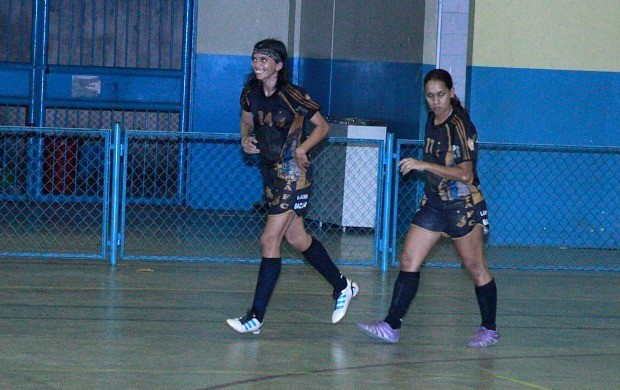 Futsal Amazonas, Pivô Isabel (Foto: Frank Cunha/Globoesporte.com)