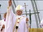 Papa Francisco emociona fiéis em Copacabana e anuncia próxima JMJ