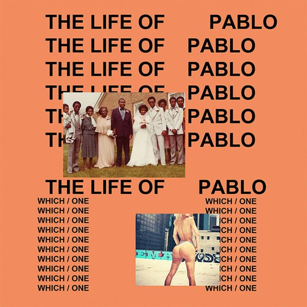 Capa de 'The life of Pablo', sétimo álbum do rapper Kanye West (Foto: Divulgação)