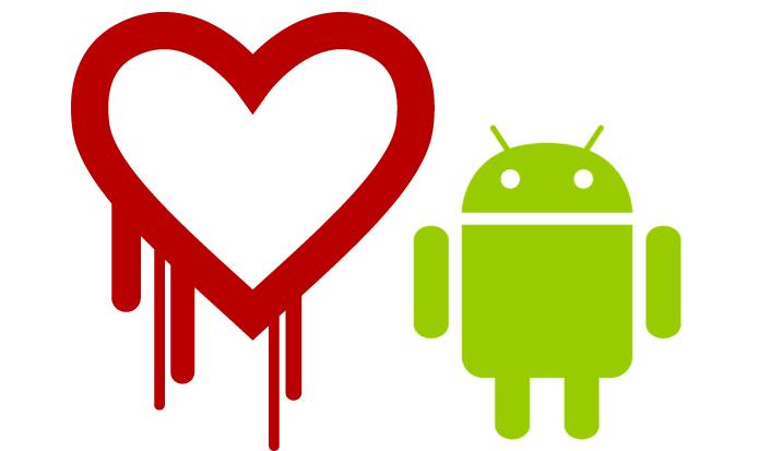 Heartbleed também afeta milhões de usuários de Android (Foto: Montagem/Paulo Alves)