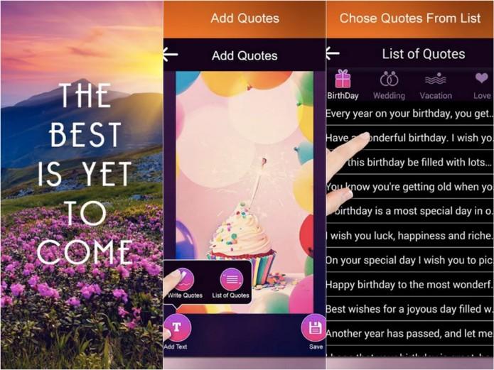 Como Inserir Frases Em Imagens No Celular Com O App Picture
