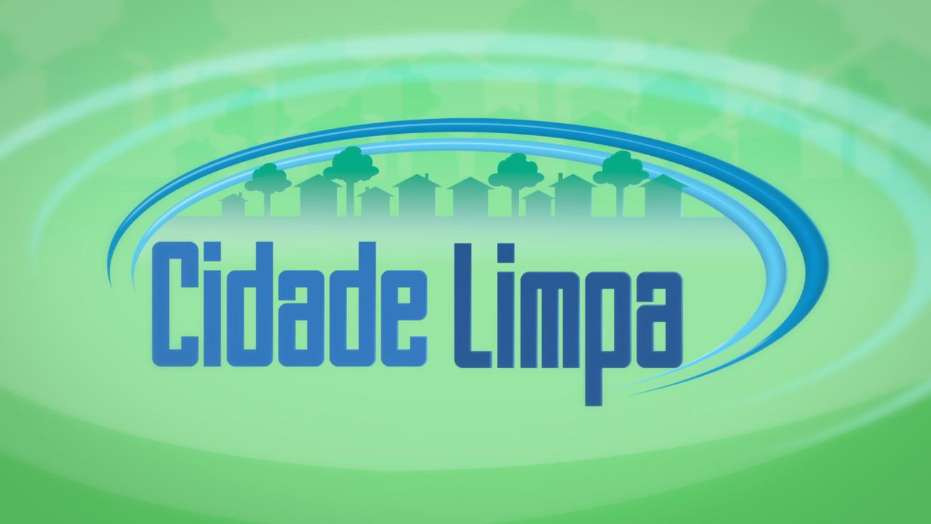 Logotipo Cidade Limpa TV TEM (Foto: Reprodução/TV TEM)