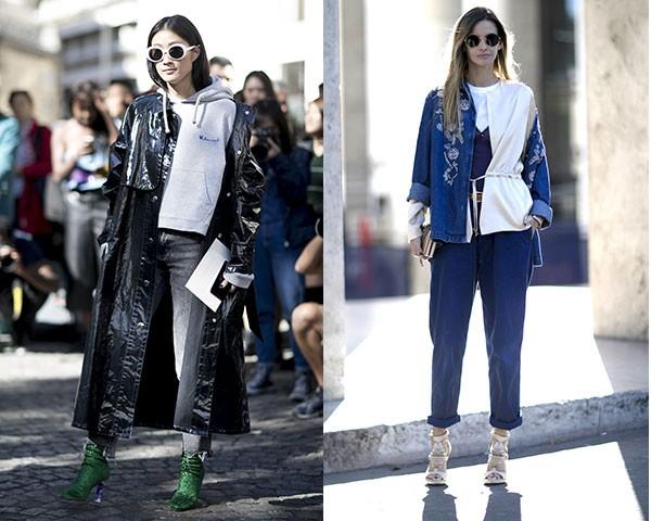 Também pode ser adaptado com casacos de diferentes estilos e tecidos (Foto: Imaxtree)