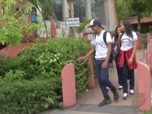 Estudantes não serão prejudicados por não terem concluído o Ensino Médio (Foto: Reprodução/JT2)