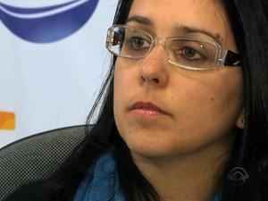 Vereadora garante que está amparada por lei (Foto: Reprodução/RBS TV)