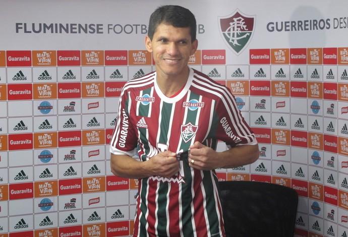 Magno Alves, Fluminense (Foto: Richard Souza)