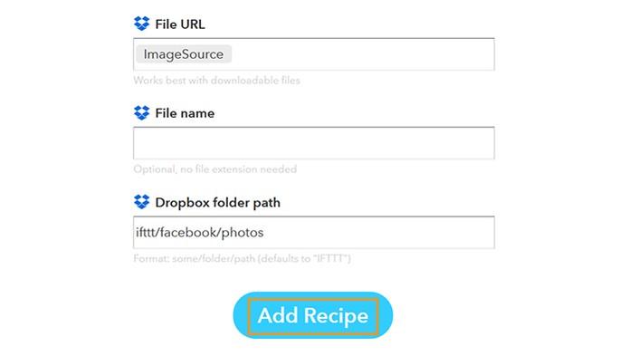 Se preferir personalize a pasta do Dropbox e depois conclua o registro (Foto: Reprodução/Barbara Mannara)