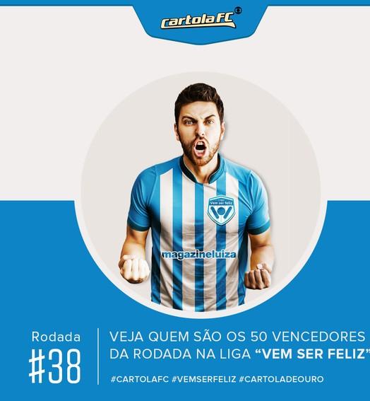 VEM SER FELIZ (GloboEsporte.com)
