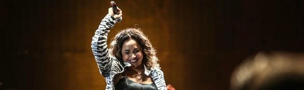 Daniela Mercury (Foto: Raul Zito / G1)