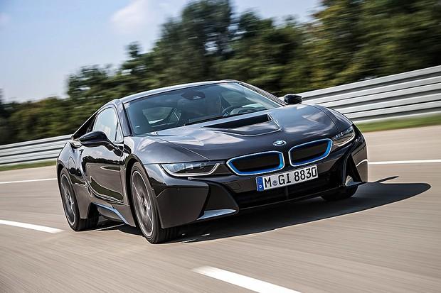 BMW i8 (Foto: BMW)