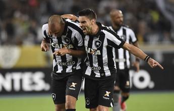 Botafogo x Avaí está em destaque na programação de segunda do SporTV