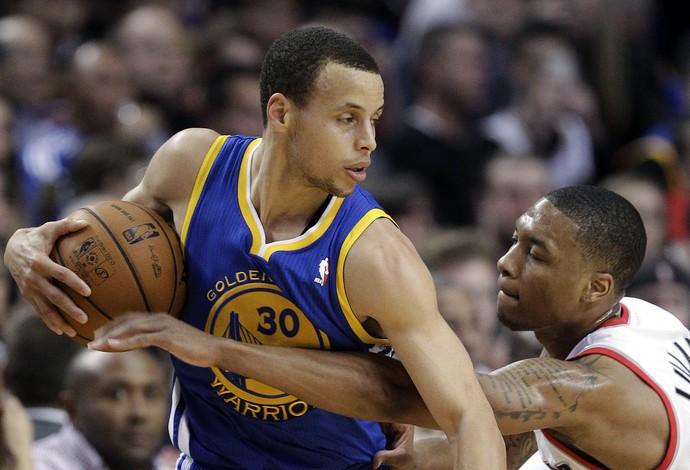 Stephen Curry, Golden State Warriors - AP (Foto: AP)