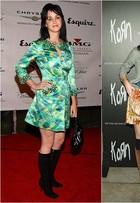 De adolescente caipira a popstar: veja a evolução de estilo de Katy Perry, que completa 30 anos